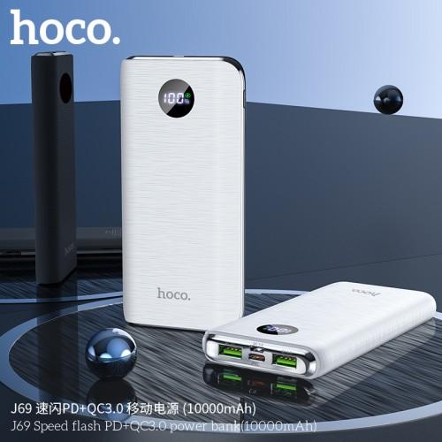 J69 Speed Flash PD + QC3.0 Power Bank (10000mAh)