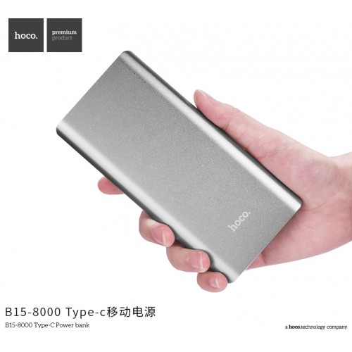 B15-8000 Type-C Power Bank