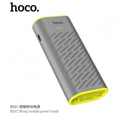 B31C Sharp Mobile Power Bank (5200mAh)