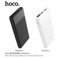 B35C Entourage Mobile Power Bank (12000mAh)