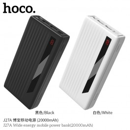 J27A Wide Energy Mobile Power Bank ( 20000mAh )