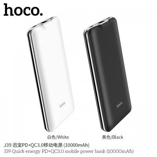 J39 Quick Energy PD+QC3.0 Mobile Power Bank ( 10000mAh )