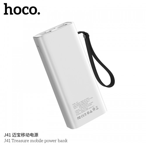 J41 Treasure Mobile Power Bank (10000mAh)