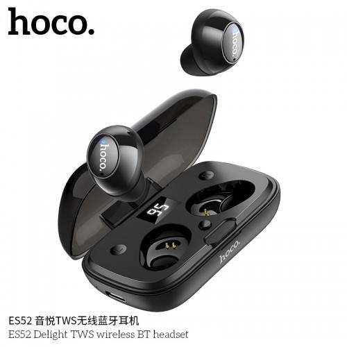 ES52 Delight TWS Wireless BT Headset
