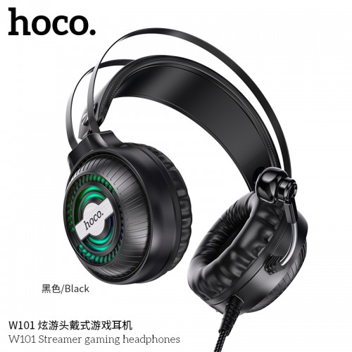 W101 Streamer Gaming Headphones