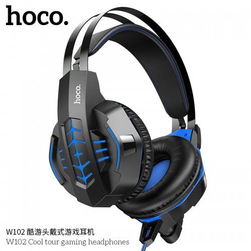 W102 Cool Tour Gaming Headphones