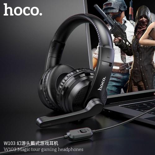 W103 Magic Tour Gaming Headphones