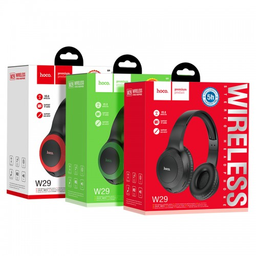W29 Outstanding Wireless Headphones