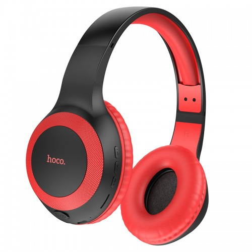 W29 Outstanding Wireless Headphones - Red