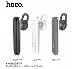 E30 Delightful Sound Bluetooth Headset