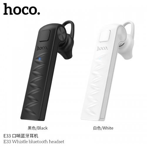 E33 Whistle Bluetooth Headset