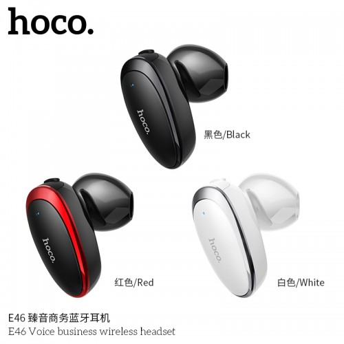 E46 Voice Business Wireless Headset