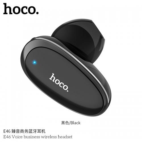 E46 Voice Business Wireless Headset - Black