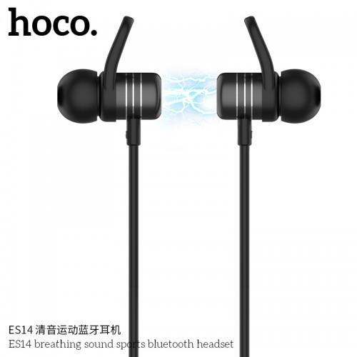 ES14 Breathing Sound Sports Bluetooth Headset