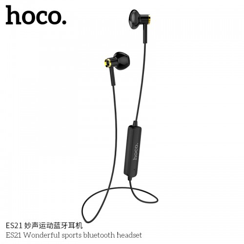 ES21 Wonderful Sports Bluetooth Headset