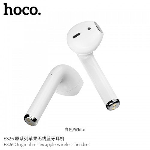 ES26 Original Series Apple Wireless Bluetooth Headset