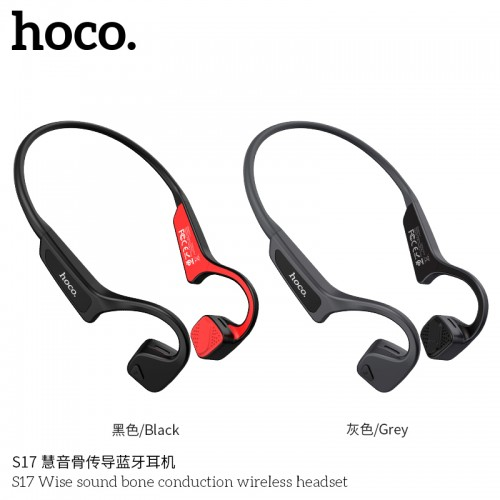 S17 Wise Sound Bone Conduction Wireless Headset