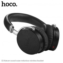 S3 Nature Sound Noise Reduction Wireless Headphone