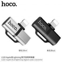 LS20 Apple Dual Lightning Digital Audio Converter