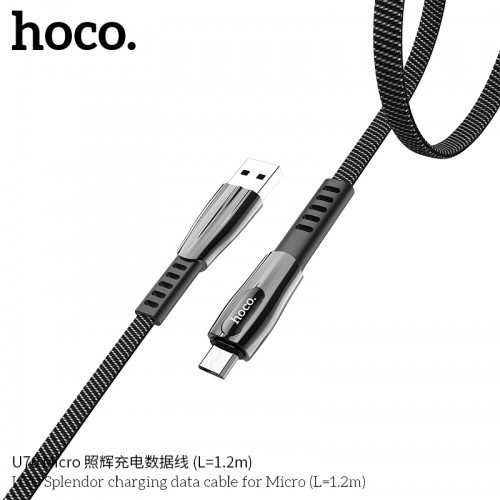U70 Splendor Charging Data Cable For Micro