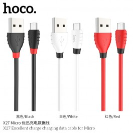 X27 Excellent Charge Charging Data Cable for Micro