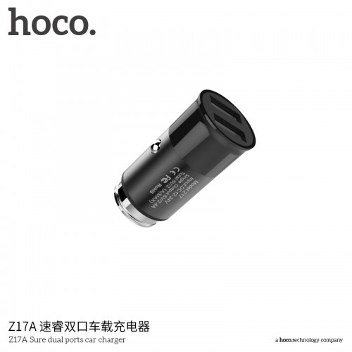 Z17A Sure Dual Ports Car Charger
