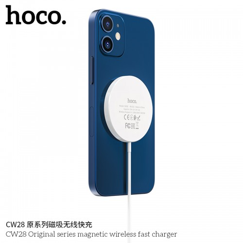 CW28 Original Series Magnetic Wireless Fast Charger