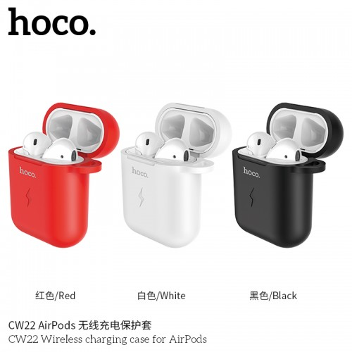 CW22 Wireless Charging Case For AirPods
