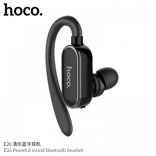 E26 Peaceful Sound Bluetooth Headset