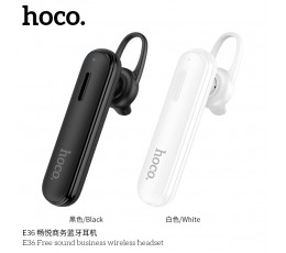 E36 Free Sound Business Wireless Headset