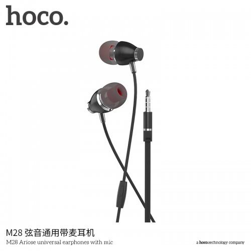 M28 Ariose Universal Earphones With Mic