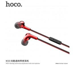 M30 Glaring Universal Earphones With Microphone