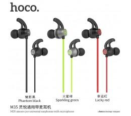 M35 Sincere Joy Universal Earphones With Microphone