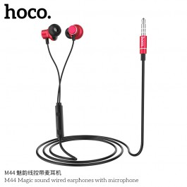 M44 Magic Sound Wired Earphones With Microphone