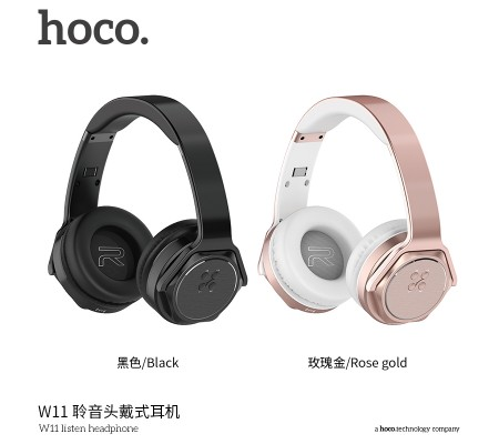 W11 Listen Headphone