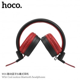 W16 Cool Motion Bluetooth Headphones