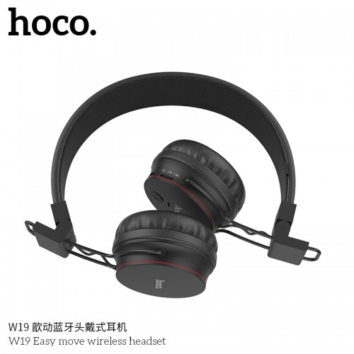 W19 Easy Move Wireless Headset