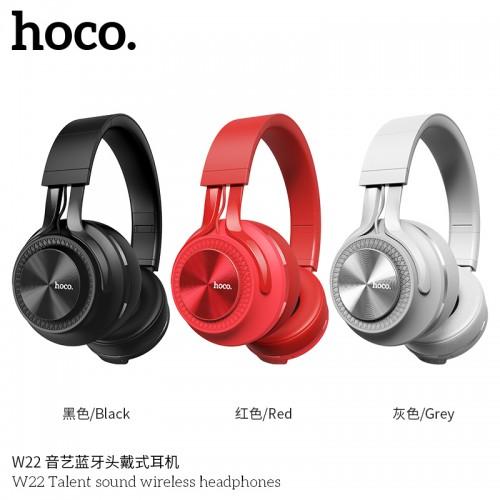 W22 Talent Sound Wireless Headphones