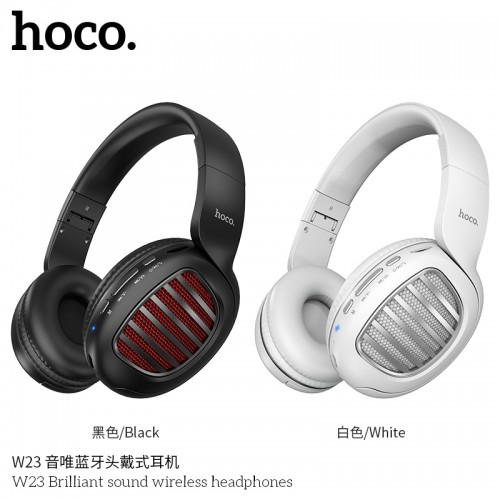W23 Brilliant Sound Wireless Headphones