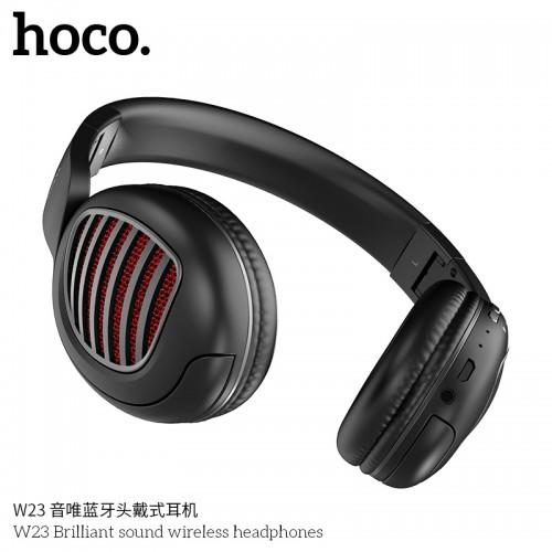 W23 Brilliant Sound Wireless Headphones