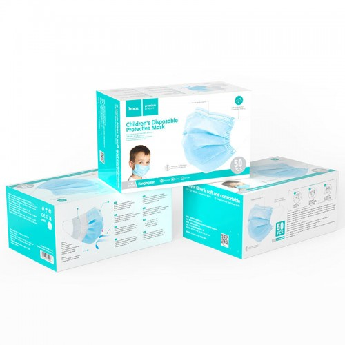 Disposable child protective mask -50pcs