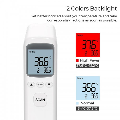 YS-ET03 Non-contact infrared thermometer