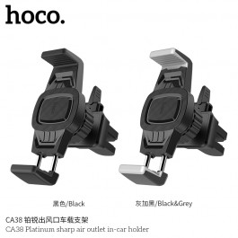 CA38 Platinum Sharp Air Outlet in-car Holder