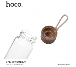 CP13 Lucky Loop Glass Cup