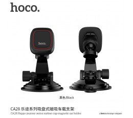 CA28 Happy Journey Series Suction Cup Magnetic Car Holder