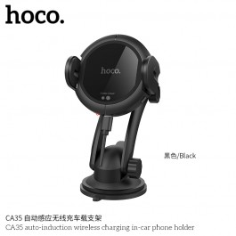 CA35 Auto-Induction Wireless Charging Incar Phone Holder