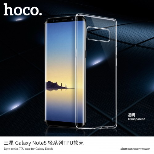 Light Series TPU Case for Galaxy Note8