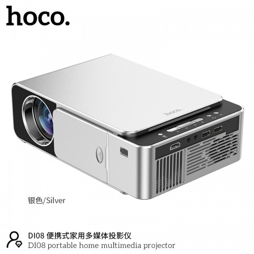 DI08 Portable Home Multimedia Projector