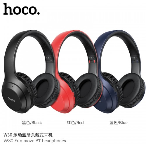 W30 Fun Move BT Headphones