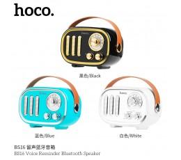 BS16 Voice Reminder Bluetooth Speaker